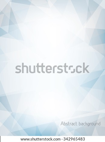abstract light blue and gray