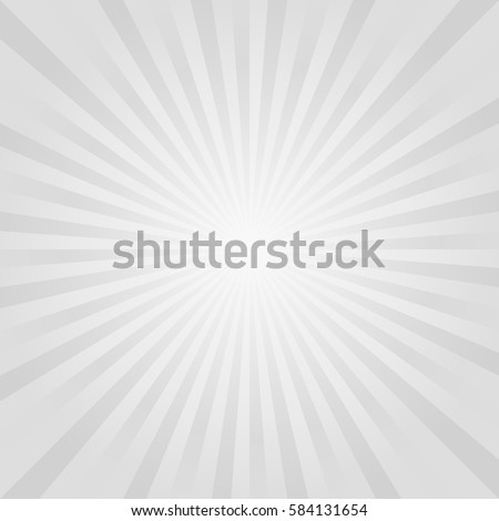 abstract light gray rays