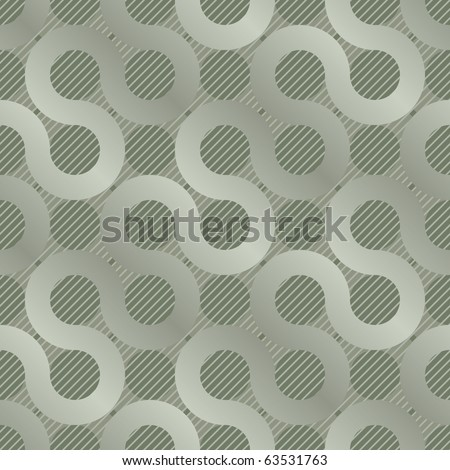 abstract light green flow background (seamless pattern)