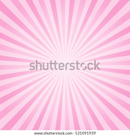 abstract light pink rays
