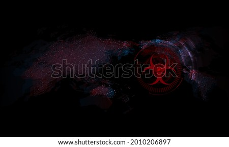 abstract light search danger of