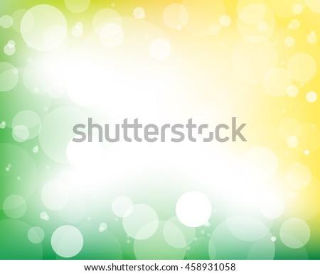 abstract light summer