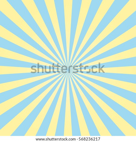 abstract light yellow and blue