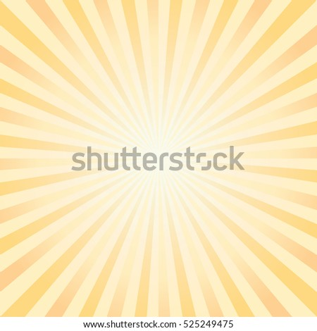 abstract light yellow rays