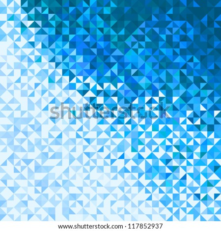 Abstract Light Blue Background Abstract Lights Blue White
