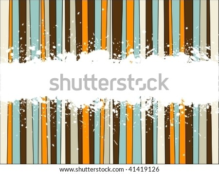 Abstract line background. Vector illustration in different color.