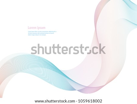 stock-vector-abstract-line-pastel-wave-futuristic-wonderful-background-in-pastel-tone-modern-surface-design
