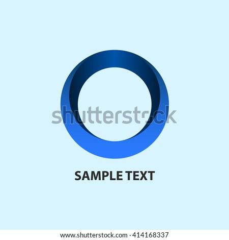 abstract logo circle 02