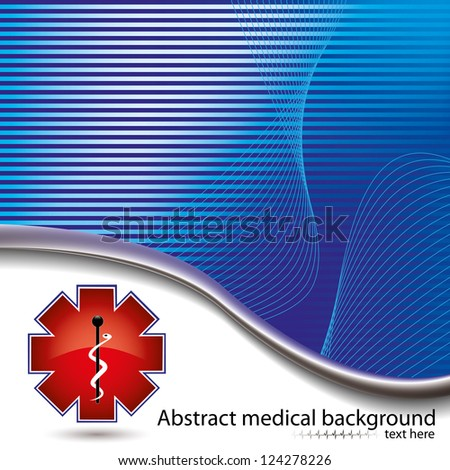 red medical background - photo #35