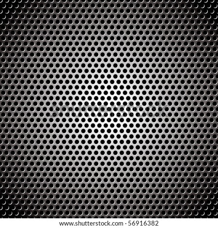 Abstract metal background design pattern with circular concept