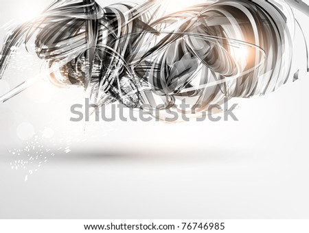 Abstract Metal Techno Background Vector design. eps 10