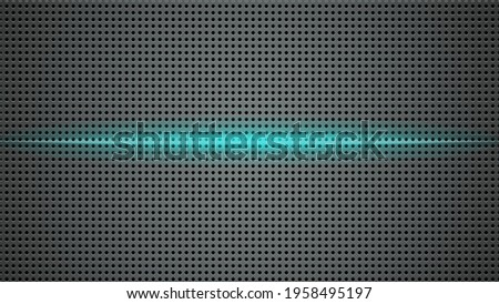 abstract metal texture with