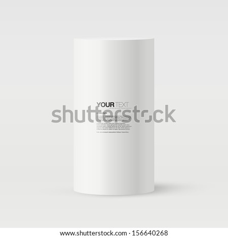 abstract minimal 3d tube object