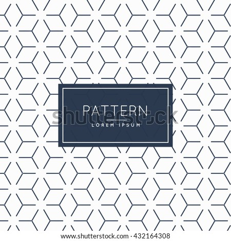 abstract minimal pattern background - Shutterstock ID 432164308
