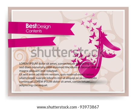 Abstract modern banner theme background with circles and splash, Vector Illustration cards