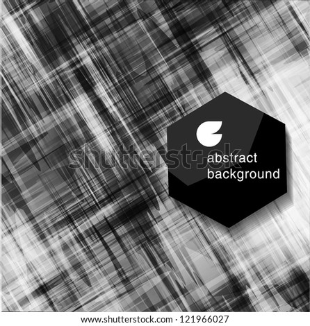 abstract  modern Label or bubble  with background, , can be used for website, info-graphics, banner.