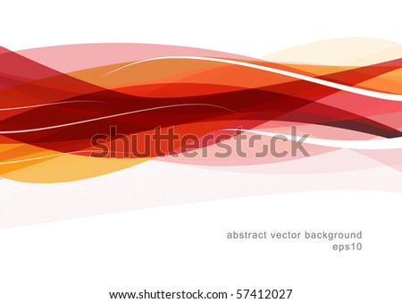 Abstract modern smooth background design (eps10)