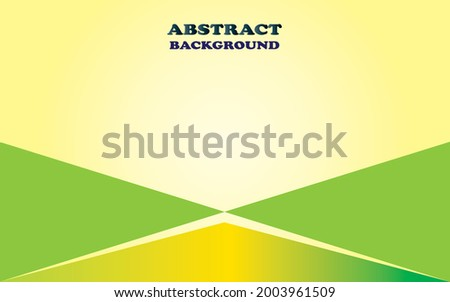 Abstract modern triangle business background with different colour Stockfoto ©