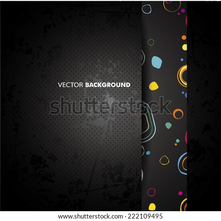 Stock Photo Abstract multicolored background
