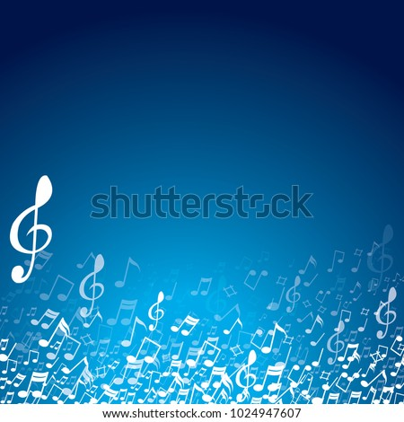 stock-vector-abstract-musical-background-white-note-on-a-blue-background-vector-illustration