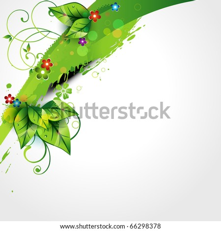 abstract nature background design artwork