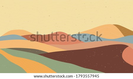 abstract nature  sea  sky and