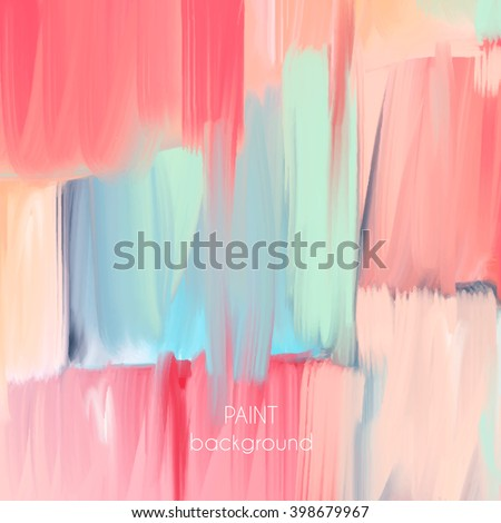 abstract oil painting texture