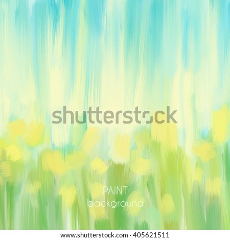 stock-vector-abstract-oil-painting-texture-hand-drawn-paint-brushes-background-pastel-color-palette