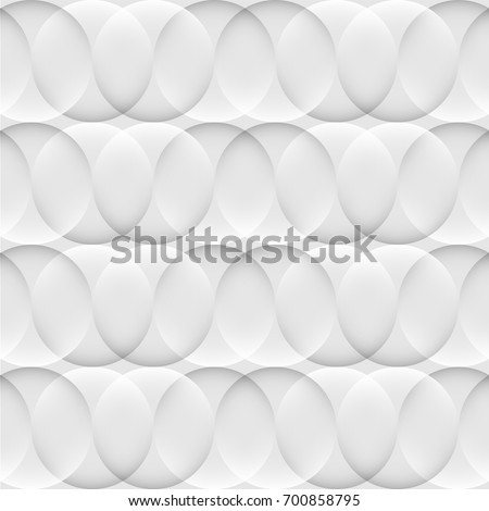 abstract optical 3d white
