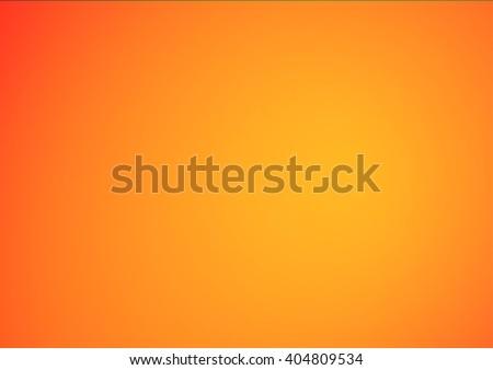 Abstract orange gradient illustration background