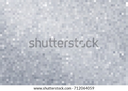 Abstract, original, plain gray pixel background. Vector illustration for Your design.