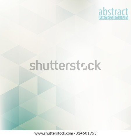 abstract pale geometric pattern