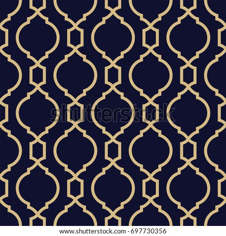 abstract pattern in arabian