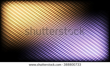 Shutterstock Abstract pattern of crossing lines. Orange and violet highlights. 16:9 HD aspect ratio. Desktops, screen savers, DVD menu interfaces & digital backgrounds.