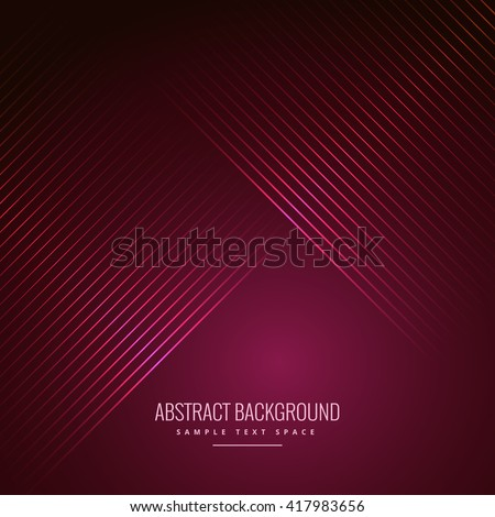 abstract pink background with diagonal lines