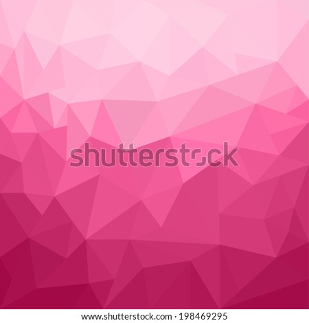abstract pink geometrical