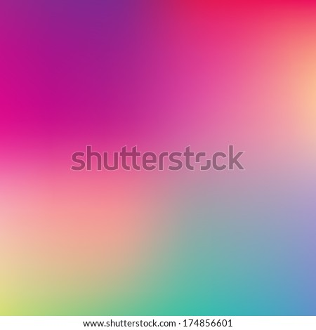 abstract pink  teal  purple and