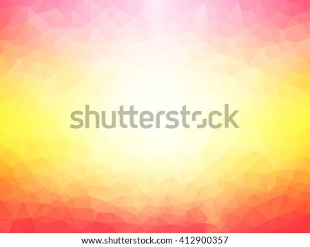 abstract pink yellow vector