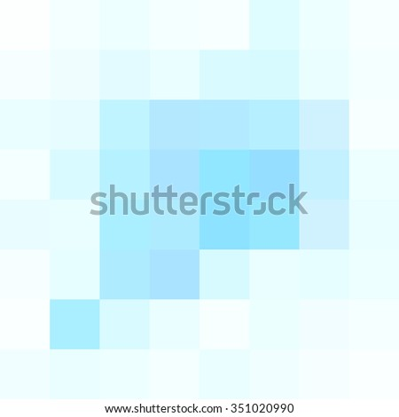 abstract pixelated small