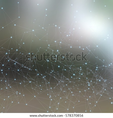 abstract polygonal mesh space