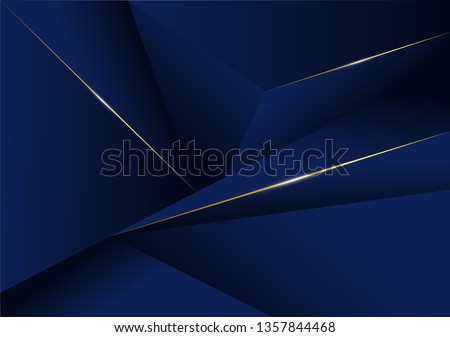 abstract polygonal pattern