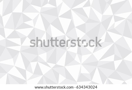 abstract polygonal pattern on