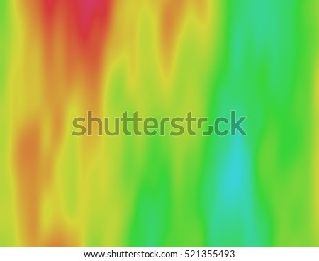 abstract psychedelic colorful