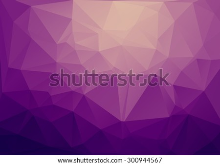 abstract purple geometric