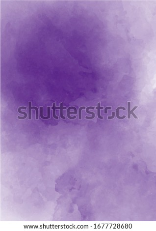 abstract purple watercolor