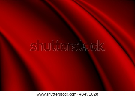 Abstract Red Background, mesh