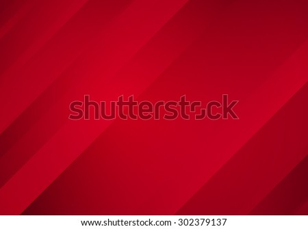Shutterstock Abstract Red Background with Stripes. Vector Minimal Banner.
