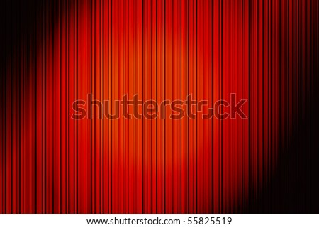 Abstract Red Colorful Vector Vertical Striped Pattern Background With Blures
