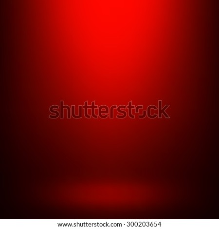 Abstract red gradient background. Vector illustration eps 10.