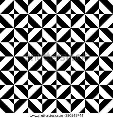 Abstract repeatable background squares pattern. Seamlessly repeatable.